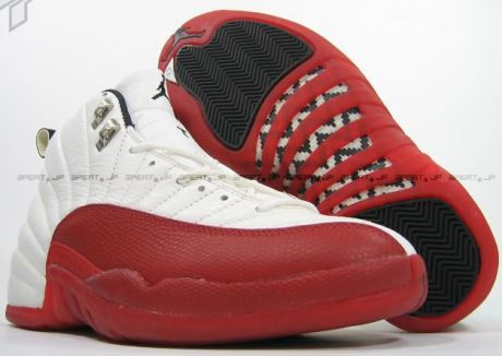 air-jordan-12-xii-original-og-white-varsity-red-black-01