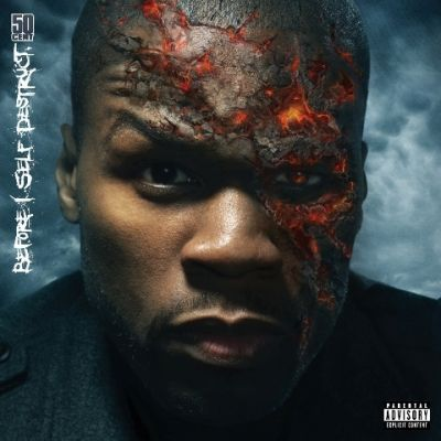 50 Cent Album Cover