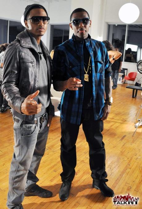Trey & Fab Say Aah vid