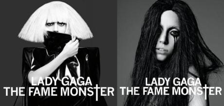 Lady Gaga's Album Covers