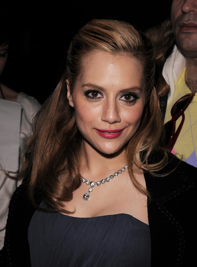 Brittany Murphy - Wallpaper